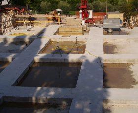 Vasche raccolta dell'acqua